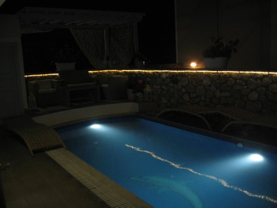 San Giorgio Villa : Pool and Seating Area