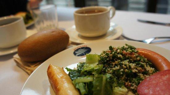 Aviatrans: Healthy breakfast