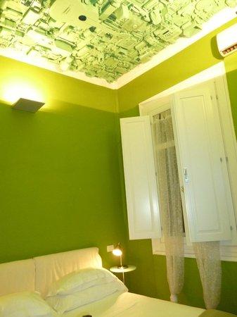 Hotel Miramare : Habitación en el ala verde