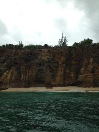 Keloa Charter Private Boat Trip: La plage déserte ..
