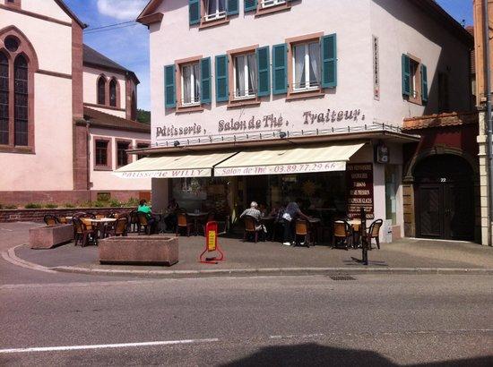 Patisserie Willy Fritsch, Munster , Restaurant Avis, Numéro
