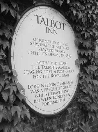 The Talbot Inn: true character