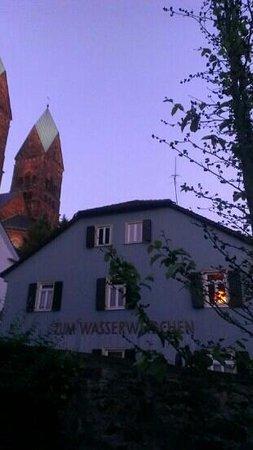 Zum Wasserweibchen: last Friday