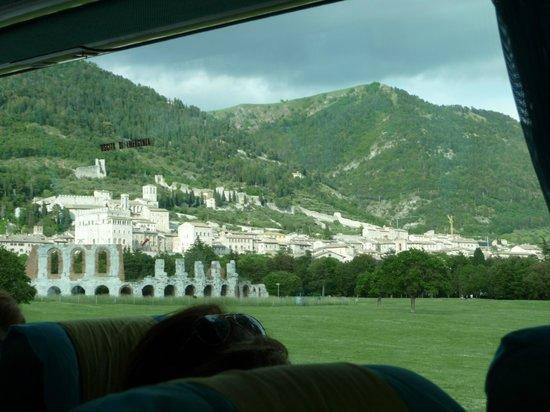 Teatro Romano : Panoramica