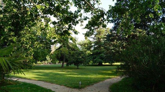 Domaine de Rhodes: Domaine de Rhondes - grounds