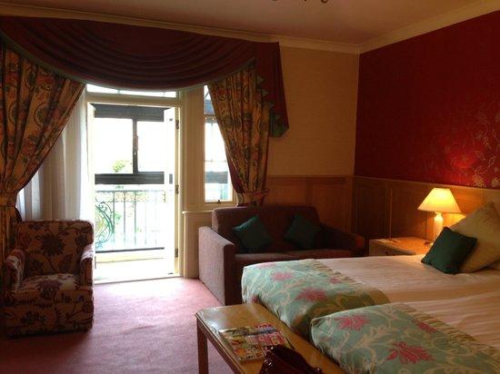 Norfolk Royale Hotel: Room 123
