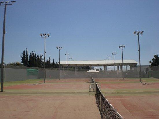 Robinson Club Daidalos: Tennis