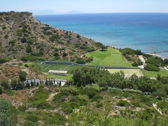 Robinson Club Daidalos: Fußball, Beachvolleyball usw