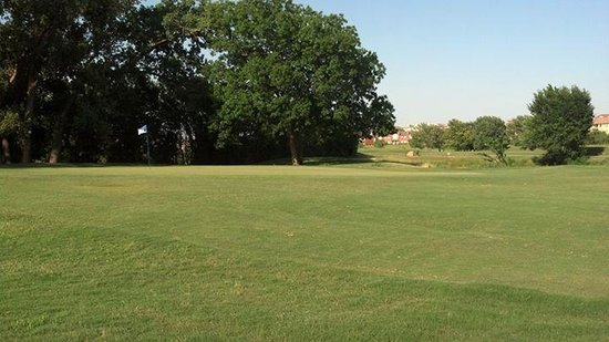 Riverside Golf Club: nice par 3's on this course