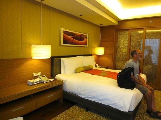 InterContinental Residences Saigon: Comfortable, quiet room