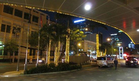 InterContinental Residences Saigon: Entrance