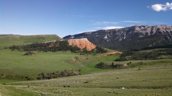Wyoming: Red Butte