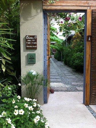 Nautilus Boutique Hotel - Wellness Retreats: The entrance