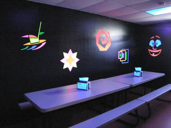 Lazer Force Lazer Tag Zone: Private Party Room