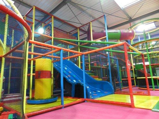 Goupilou: fun house