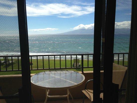 Paki Maui Resort: View from living room