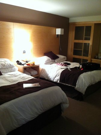 Dundee Arms Inn: Our Room