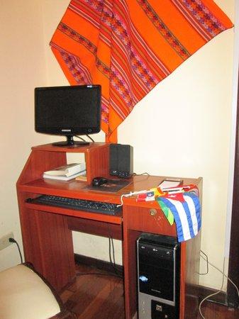 Hotel LLaqta: Cada  espacio  es  muy  grato y las  personas  valiosisimas