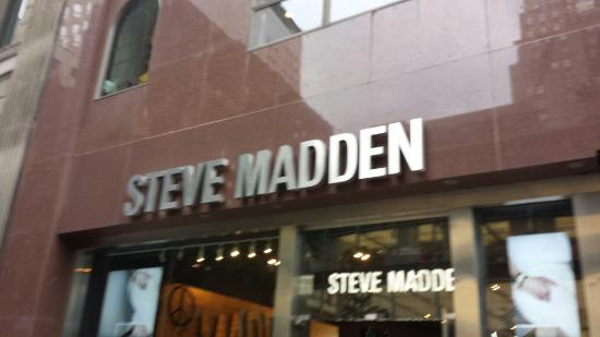 Circunferencia Verter aerolíneas  Steve Madden (New York City) - 2021 All You Need to Know BEFORE You Go  (with Photos) - Tripadvisor