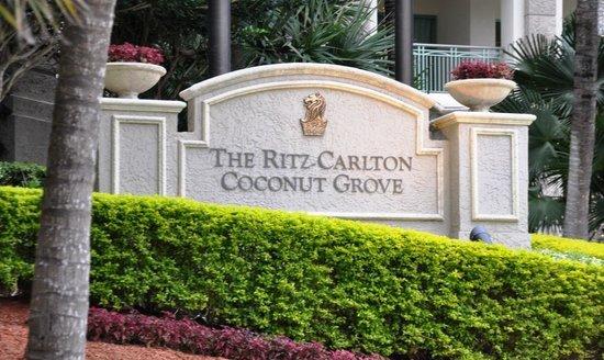 The Ritz-Carlton Coconut Grove, Miami: Ritz Carlton Coconut Grove