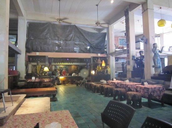 Sawasdee House: ロビー