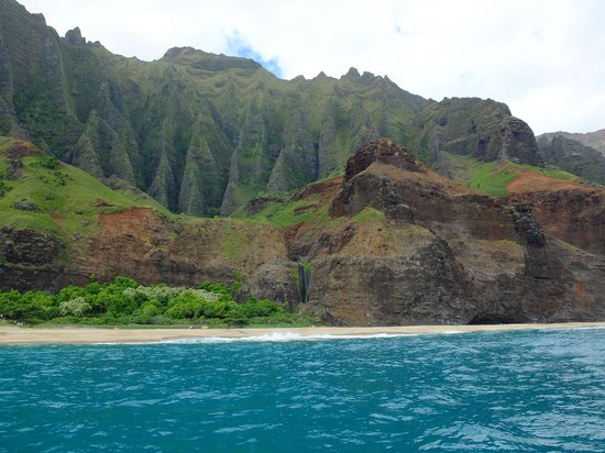 Captain Na Pali Adventures, Inc. : From boat