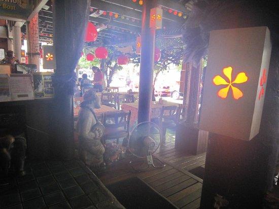 Sawasdee House: ロビーレストラン