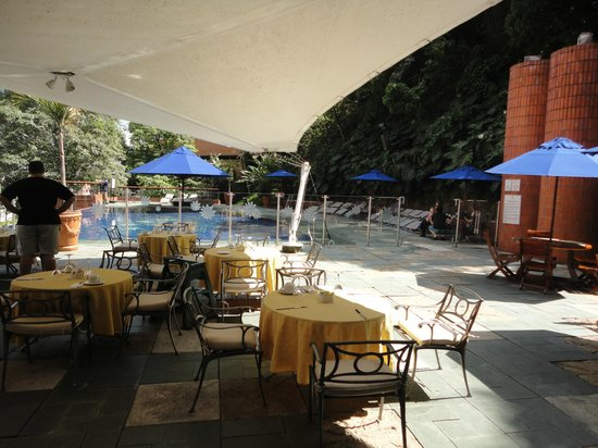 Hotel Dann Carlton Belfort : PILETA