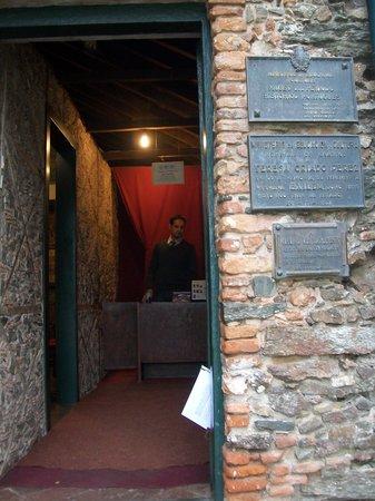 Museo Portugues de Colonia del Sacramento: Entrada del Museo