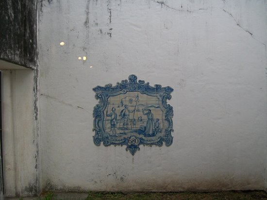 Museo Portugues de Colonia del Sacramento: Patio