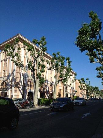 Appart'Hotel Odalys L'Atrium: not too shabby