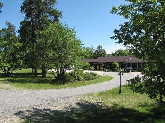 Queensway Motel, Espanola, Ontario, Canada