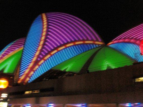 Vivid Sydney : The Opera House