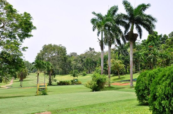 Sandals Golf & Country Club : View of Golf Course