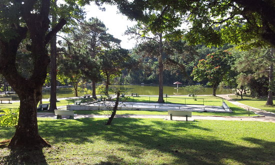 Cambuquira, MG: Belo Parque