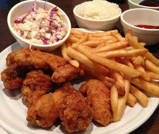Photo of Korean Restaurant Bon Chon at 57 Jfk St, Cambridge, MA 02138, United States