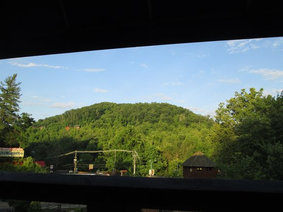 Fairfield Inn & Suites Gatlinburg North : View from room 338