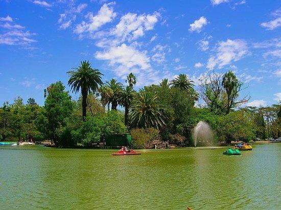 Parque Independencia: Parque de la Independencia, Rosario