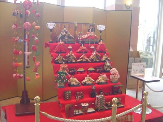 Genkai Royal Hotel : robi