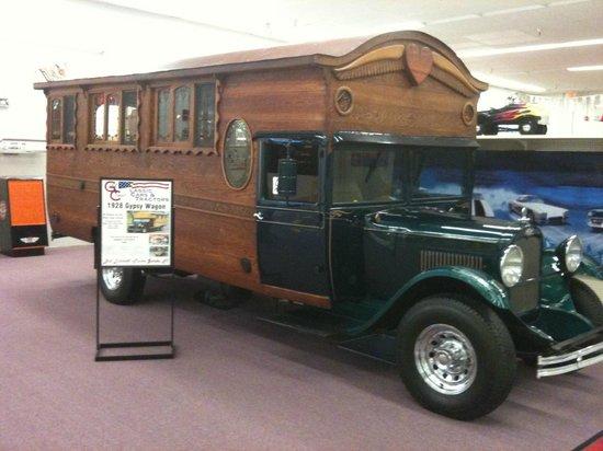 Muscle Car City Museum: Gypsy Schoolbus
