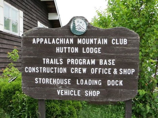 Appalachian Mountain Club High Huts: some of the activities at the center