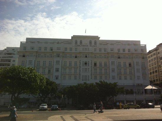 Belmond Copacabana Palace: foto dell'esterno
