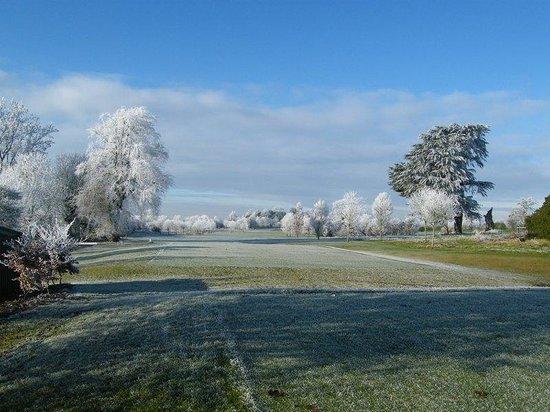 Rathbane Golf Course: winter course