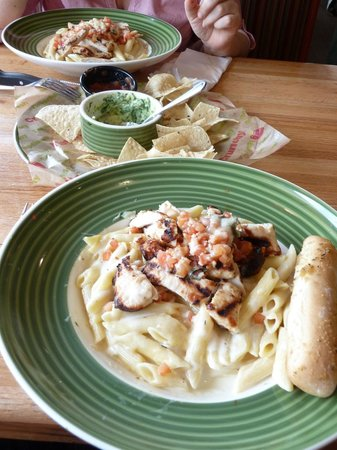 Applebee's: la pasta