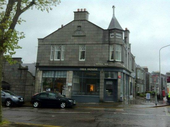 Treehouse Coffee Shop Aberdeen Restaurant Reviews Photos