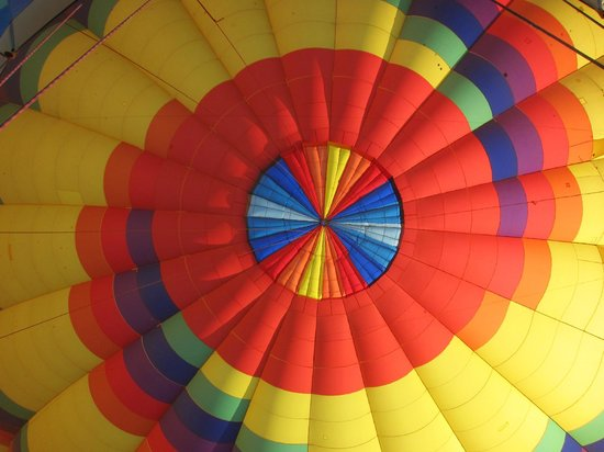 Sunkiss Ballooning : So pretty