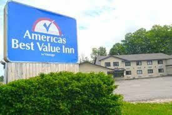 Americas Best Value Inn: Photo taken from google images- looks good now too.