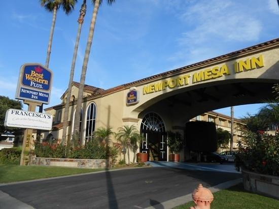 Best Western Plus Newport Mesa Inn : Great hotel, a true plus hotel..