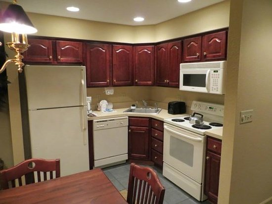 Unit Full Kitchen Picture Of Williamsburg Plantation Resort