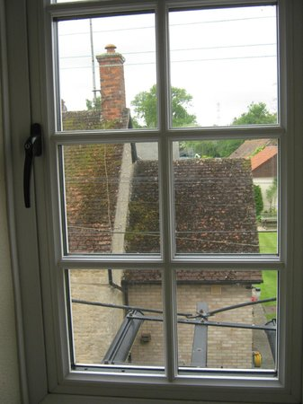 The Old Mill: View from room of neighbouring house